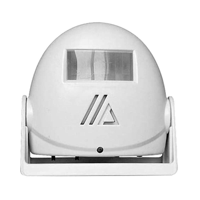 Wireless Door Open Chime Smart Sensor Security Doorbell For Business Home Store Shop Infrared Modern House Door Bell