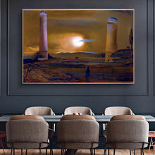 Настенная картина «башни Сальвадора Дали»