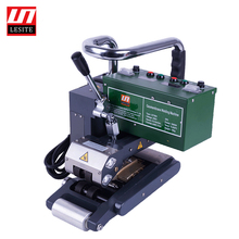 Soldador automático da membrana da sobreposição do soldador do geomembrane do forro do hdpe da máquina de soldadura da membrana plástica para o aterro lst900