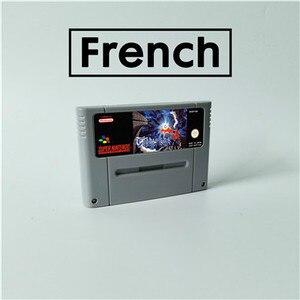 Image 1 - Terranigma اللغة الفرنسية بطاقة الألعاب آر بي جي EUR النسخة بطارية اللغة الإنجليزية حفظ
