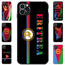 For OPPO A3 A5 A7 Reno 2 X ACE PRO Realme XT X2 K5 Eritrea National Flag Coat Of Arms Theme TPU Phone Cases(China)
