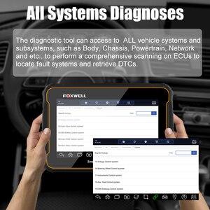 Image 2 - פוכסול GT60 OBD 2 רכב מלא מערכת אבחון כלי ABS דימום DPF TPMS PFP 19 איפוס מקצועי ODB2 OBD2 קוד קורא סורק