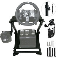 Racing Simulator Steering Wheel Stand for G27 G29 PS4 G920 T300RS