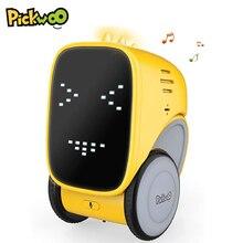 Smart-Robot Intelligent Interactive Pickwoo Artificial Voice-Gesture-Control Singing