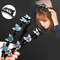 Xwen Neue Haar, Der Artefakt Blume Haarnadel 2021 Haarbänder Kopfschmuck Clip Gebrochen Haar Finishing Stirnband Für Frauen