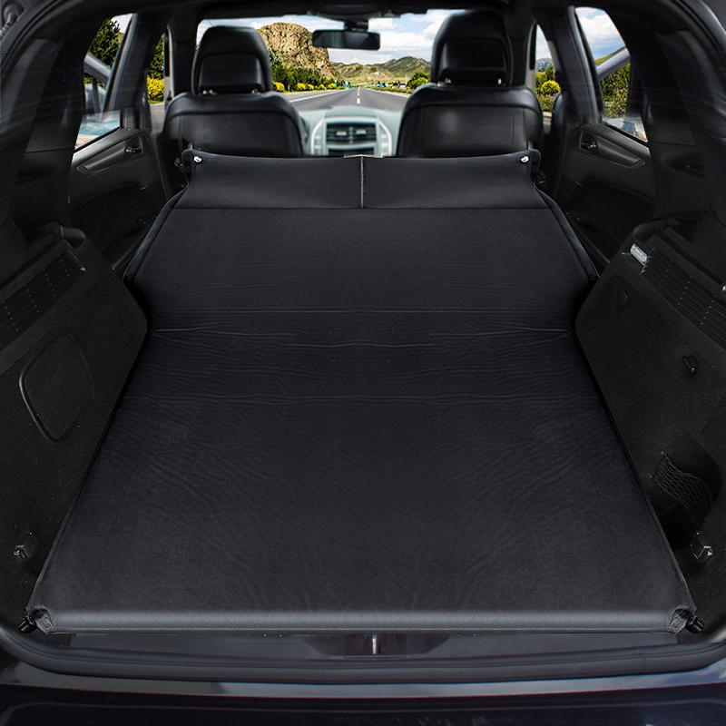 Automatic Air Mattress  Suv Car bed Camping Air Mattress Auto Sleeping Cusion Blow Up Bed Inflatable Travel Mattress Raised 1