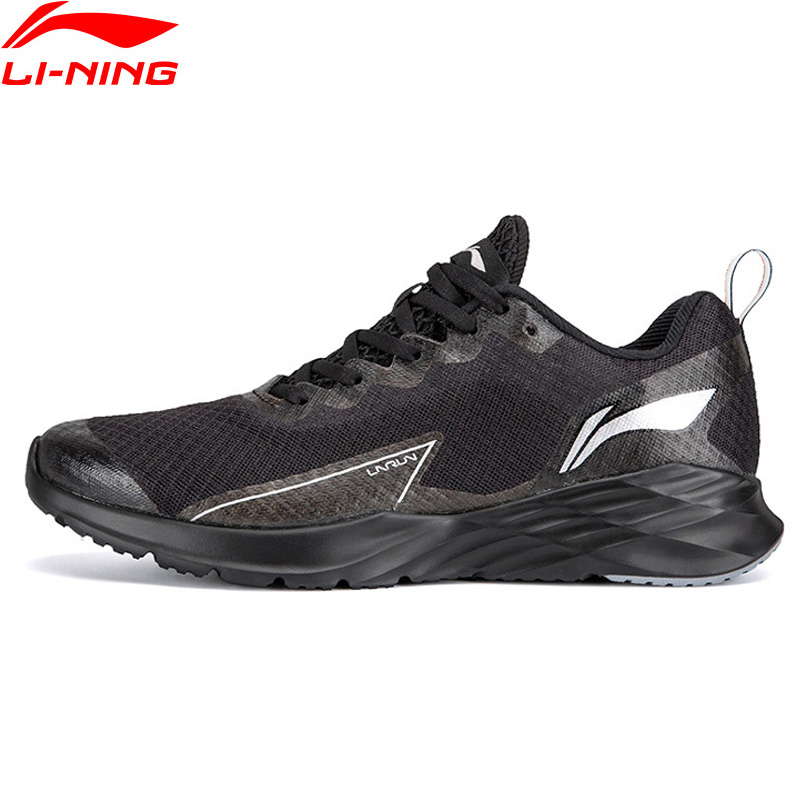 Li-Ning Men CRAZYRUN Cushion Running Shoes Breathable Fitness LiNing Li Ning Light Weight Comfort Sport Shoes ARHP195 XYP939