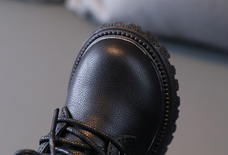 Moda quente inverno meninas meninos sapatos de