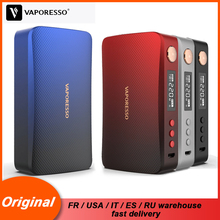 Original Vaporesso Gen Mod Electronic Cigarette Fit Vape Box Mods Dual 18650 Batteries 510 thread For SKRR S Tank Atomizer E-cig original vgod pro mech mod mechanical mod powered by single 18650 batetery hybrid 510 thread tank electronic cigarette vape mods