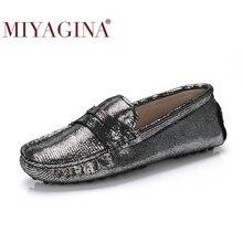 נשים של נעלי עור אמיתיות 2020 מעצב נעלי נשים לנשימה מוקסינים להחליק על נעלי נהיגה מקרית אופנה הנעלה