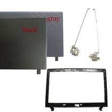 Mới Dành Cho Laptop Lenovo IdeaPad 100 15 100 15IBY B50 10 LCD Bao AP1HG000100 Nắp Trên Một Bao Phía Sau Ốp Lưng/Ốp màn Hình LCD Ốp Viền Bao Da/Bản Lề