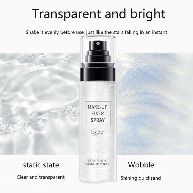 100 مللي إعداد ماكياج رذاذ ترطيب طويل الأمد الأساس المثبت يشكلون SprayMatte التشطيب الإعداد رذاذ مستحضرات التجميل 5