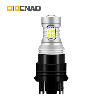1pcs Canbus Car LED Reverse Light Auto Lamp Bulb W16W T15 W21W T20 P21W BA15S For bmw e46 e90 e60 e39 e36 f10 f30 f20 e87 x5 e70 image