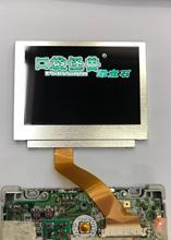 100% חדש Hightlight בהיר תאורה אחורית LCD מסך AGS 101 עבור GBA SP LCD תצוגה בהיר עבור Gameboy Advance SP