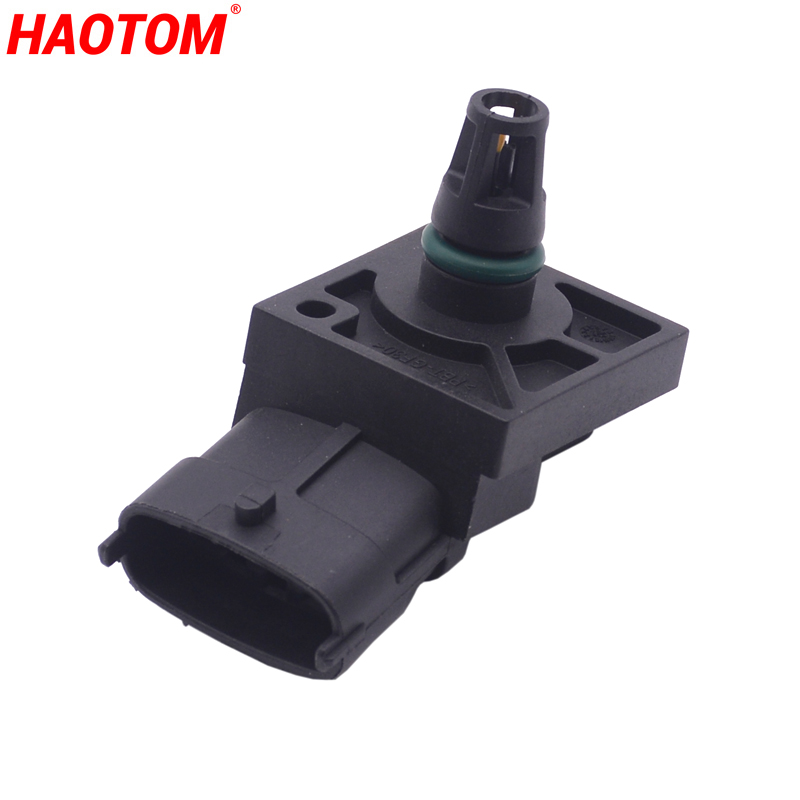 Intake Air Manifold Absolute Boost Pressure MAP Sensor For Renault Clio Master Megane Scenic 0281002573 8200146271 223658143R