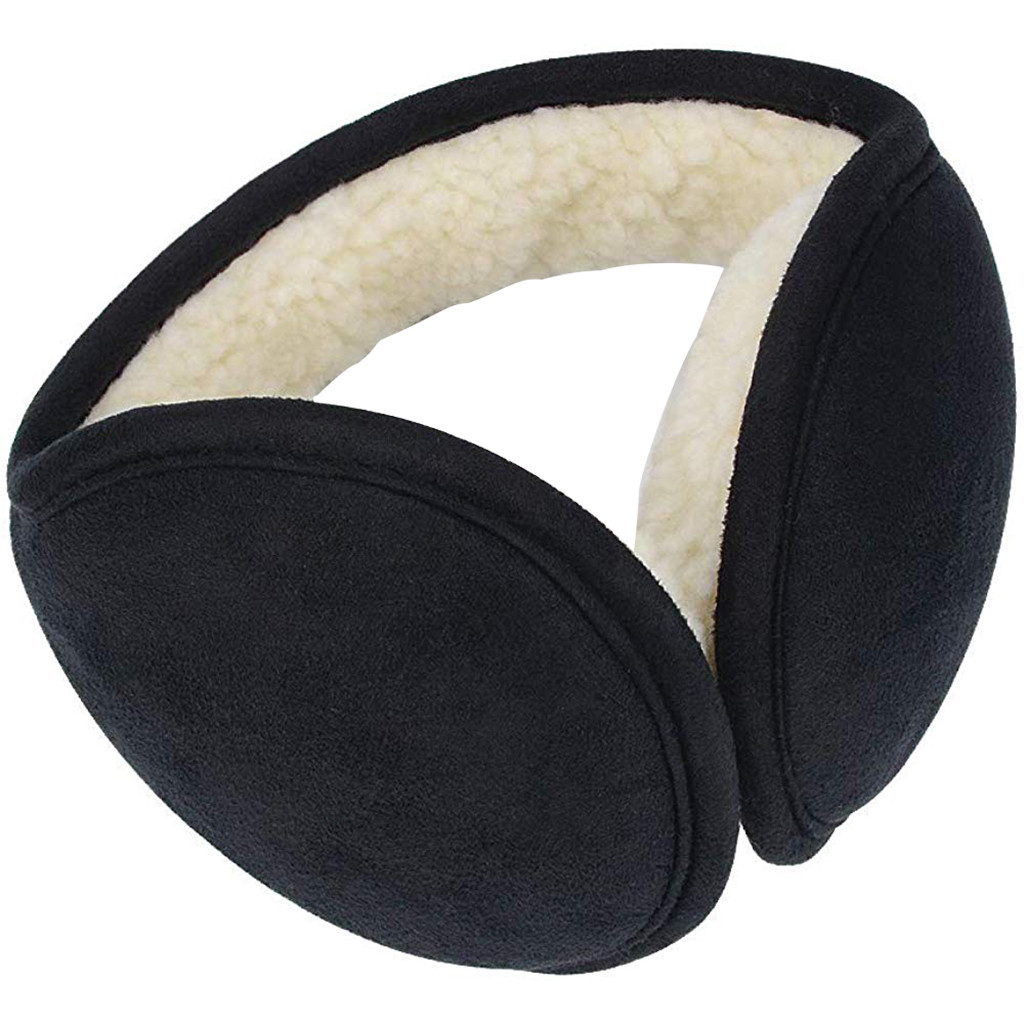 Winter Earmuffs Protector Ear Muffs Winter Ear warmers Foldable Earwarmer  Mens Womens Behind the Head Band Winter Earmuffs #2512 Men's Earmuffs  -  AliExpress