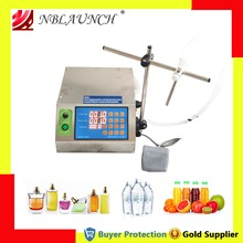 Liquid-Filling-Machine Single-Head-Filler Drinking Water-Juice for Perfume Diaphragm-Pump-0-4000ml