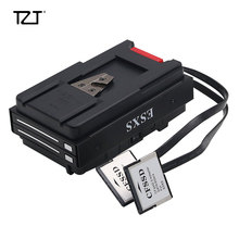 Адаптер TZT V Type CFast 2,0 to SDD для Blackmagic URSA Mini PRO/Broadast CanonXC10 C300 MARKII