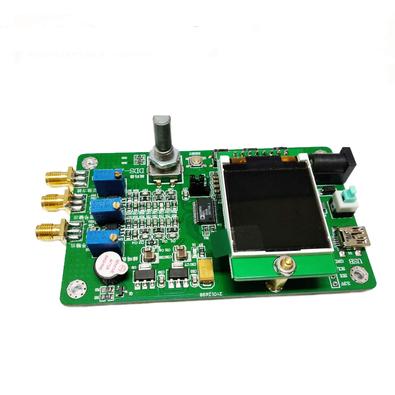 Image 4 - AD9850 module DDS function signal generator Send program Compatible with 9851 Sweep Function TFT color LCD Function demo board-in Demo Board Accessories from Computer & Office