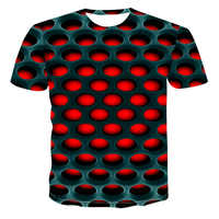 Herren T Shirts Mode 2019 Sommer Kurzen Ärmeln O Neck Casual 3D Print Plus Große ASIATISCHE Größe M-3XL 4XL 5XL 6XL Tops Kleidung T-shirt