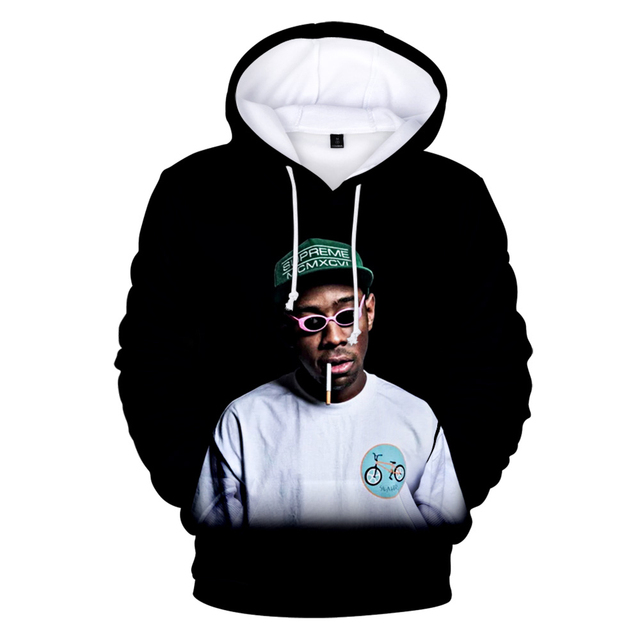 TYLER THE CREATOR THEMED 3D HOODIE