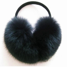 Fur Natural Earmuffs Winter