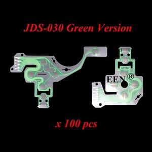 Image 5 - IVYUEEN 100 قطعة موصلة لوحدة تحكم PlayStation 4 PS4 PRO ، مع فيلم موصل ، وكابل مرن JDS 050 040 030 011