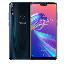 ASUS ZenFone מקסימום פרו M2 ZB631KL 4GB RAM 64GB ROM NFC 6.3 אינץ 4G LTE Smartphone פנים מזהה 5000mAh אנדרואיד 8.1