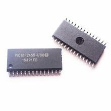 10/PCS الكثير PIC18F2455 I/SO PIC18F2455 I PIC18F2455 SOP28 100% جديد الأصلي