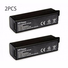 2PCS 1100mAh Standard Intelligent Lipo Battery Phone Gimbal Battery For DJI OSMO / OSMO PRO / OSMO+ / OSMO Mobile цена 2017