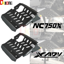 For Honda NC750X XADV Motorcycle Skid Plate Engine Guard Chassis Protection Cover NC 750X X ADV 750 300 1000 2017 2018 2019 2020
