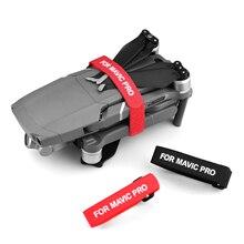 Propeller Klinge motor Feste Fixer für DJI Mavic Air 2 Drone Magie Band Riemen Haken Schleife Kabel Krawatten für mavic air2 Zubehör