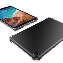 Противоударный силиконовый чехол для Huawei MediaPad MatePad Pro T3 T5 M3 M5 M6 Lite 8,0 8,4 10 10,4 10,8, прозрачная резиновая задняя крышка