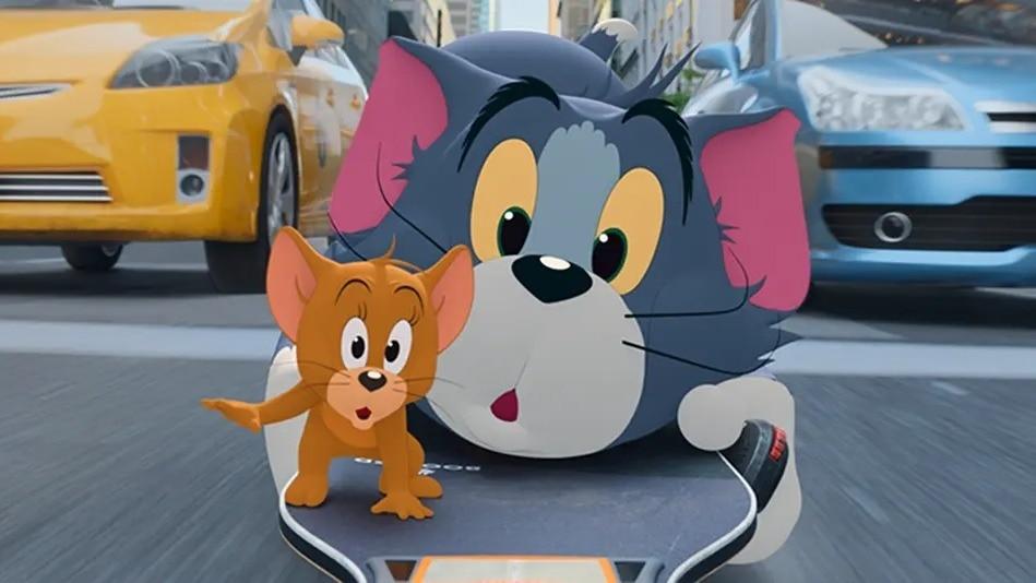 【动画/冒险】猫和老鼠 Tom and Jerry (2021)【英语中字】
