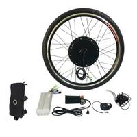 Bürstenlosen Hub Motor Hinten Rad Elektrische Fahrrad Motor E Bike Conversion Kit 36V 250W 26 Zoll Elektrische bike Kit|E-Bike Zubehör|   -
