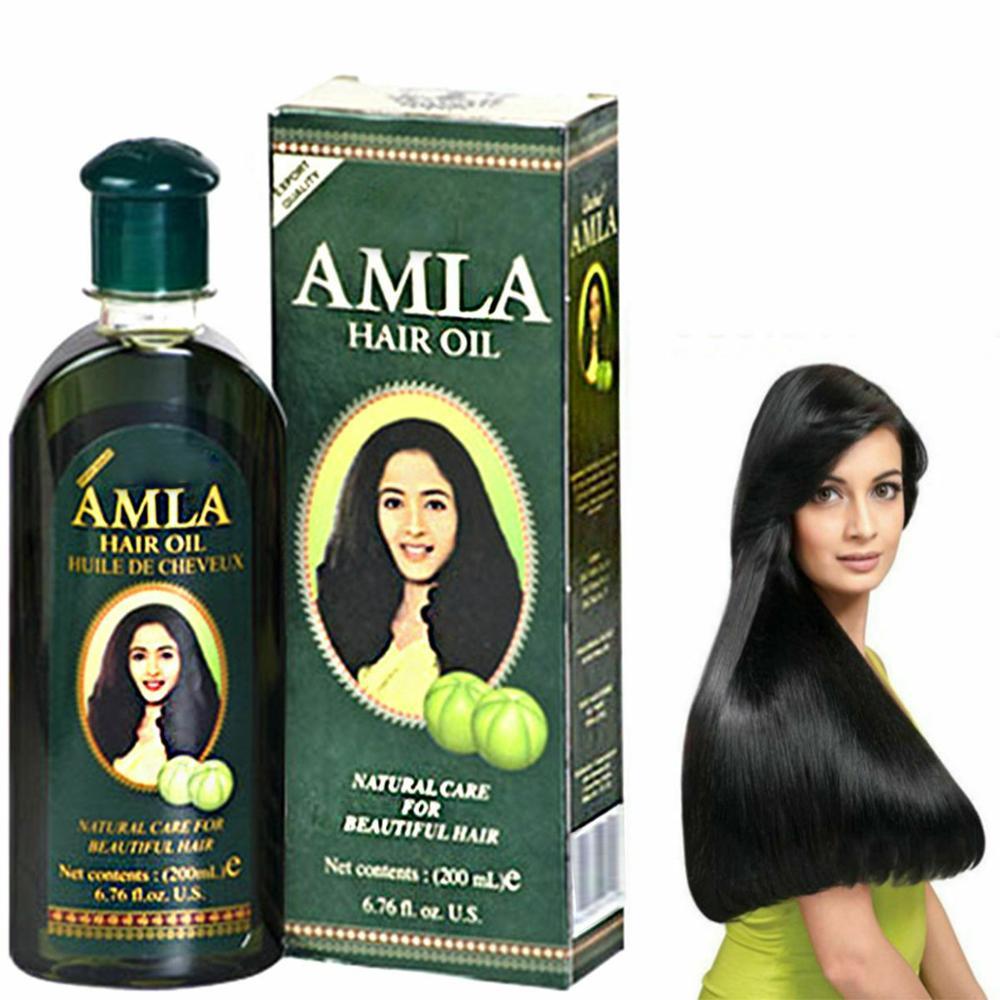 Good Quality Amla Hair Oil Rapid Hair Growth Nourishing Prevent Hair Loss Oil 180ml Big Size