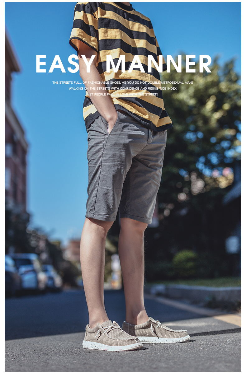 2020 verão sapatos de lona masculinos homem