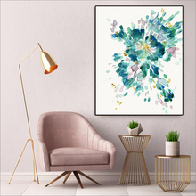 RELIABLI Abstract Print Pop Art Canvas Painting Wall Art Posters and Prints Cuadros Wall Pictures For Living Room Decor Unframed цена
