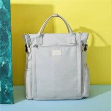 Водонепроницаемая Сумка тоут Оксфорд модная женская сумка для