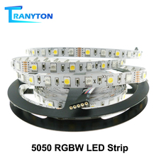 RGBW 5050 LED Strip,12V 60LED/M,RGB+White,RGB+Warm White,The Beautiful Color You Never Seen Before!