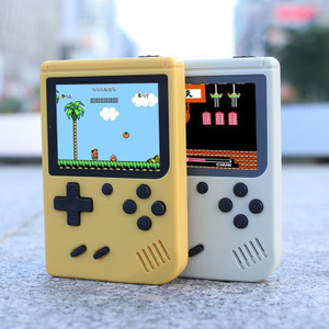 Image 5 - Coolbaby RS 6 A Retro Portable Mini Handheld Game Console 8 Bit 3.0 Inch Color LCD Kids Color Game Player Built in 168/500 games