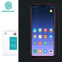 Redmi nota 8 vidro nillkin incrível h vidro temperado protetor de tela do telefone para xiaomi redmi nota 7/nota 7 pro