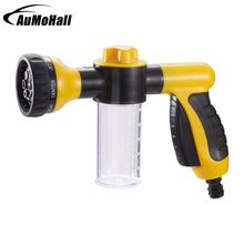 Car Cleaning Water Gun High Pressure Car Washer Spray Multifunctional Foam Water Gun Cleaning Washer Use For Home Portable Auto