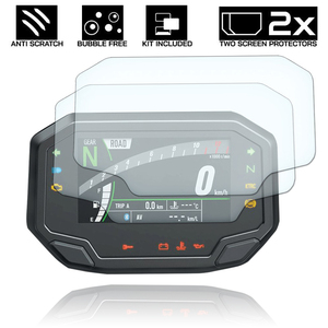 For Kawasaki Ninja650 Z650 Z900 2020 Cluster Scratch Protection Film motoecycle Screen Protector Instrument Speedometer Film