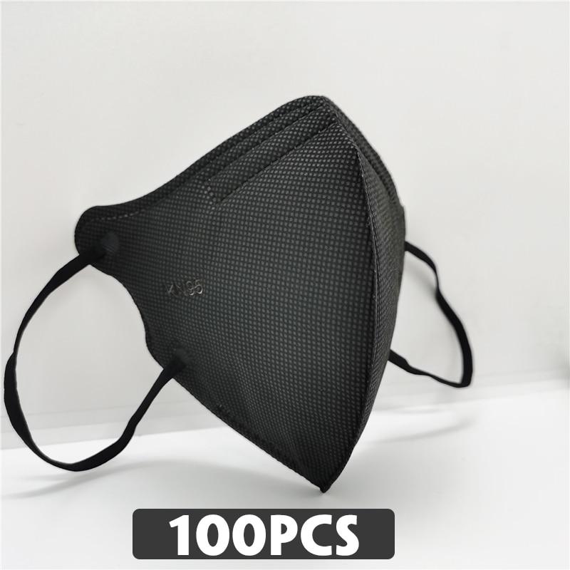 Black 100pcs