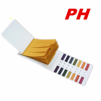 80 PH Testing Strip 1-14st Indicator Litmus Tester Paper Aquarium Pond Water Testing