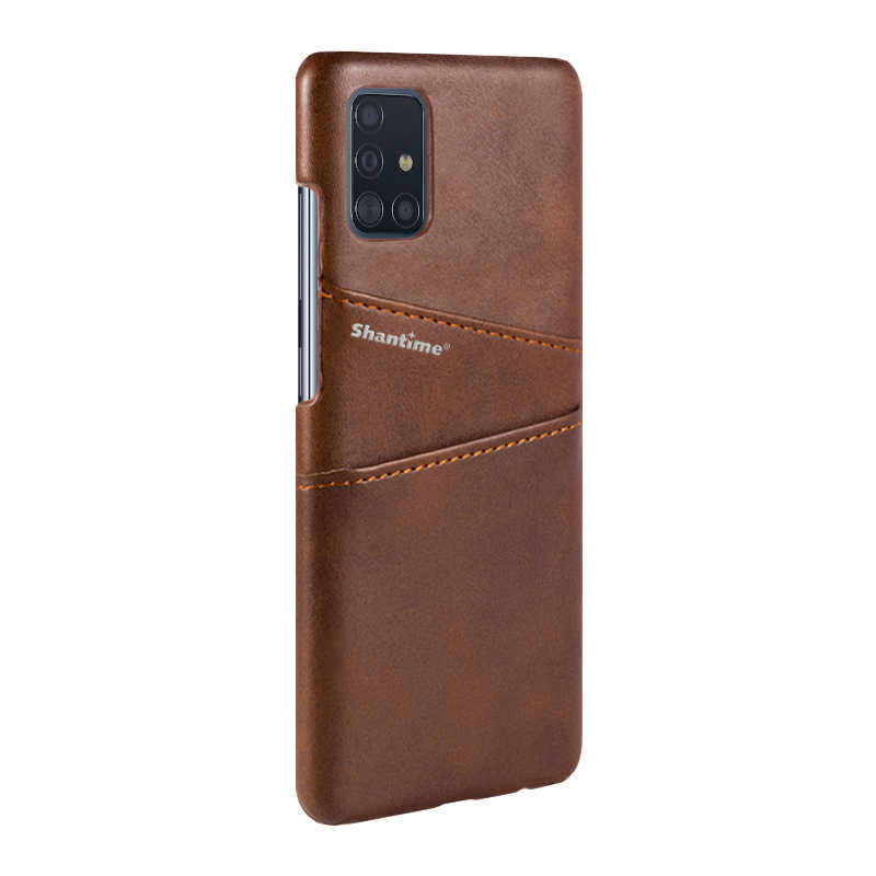Voor Samsung Galaxy A51 Telefoon Case Voor Samsung Galaxy A71 Cover Voor Samsung Galaxy S10 Lite Galaxy Note 10 Lite leather Case