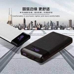 Image 4 - QC3.0 PD18wバッテリー急速充電器diy急速充電電源銀行ポリマーケース18650ホルダー
