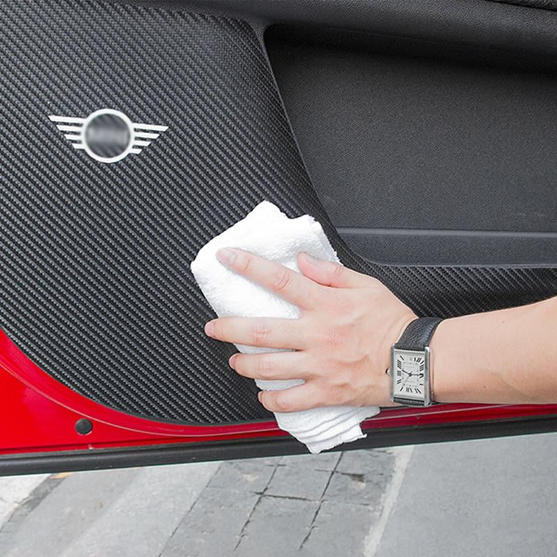 Car Door Panel Protection Sticker Scratch Proof Mat For BMW MINI Cooper F54 F55 F56 R56 R60 Car Accessories Interior Decoration
