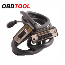 DB15 PIN Master Main Test Cable for For X431 IV Scanner Automotive Car Diagnostic Tool DB 15PIN Test Connector Cable Free Ship